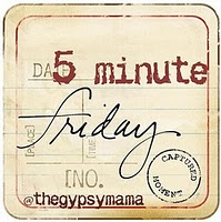 Five Minute Friday – Dive In