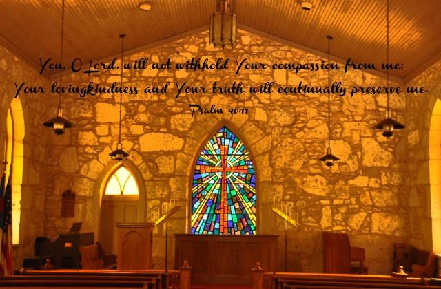 Psalm 40-11