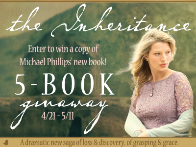 The Inheritance Giveaway
